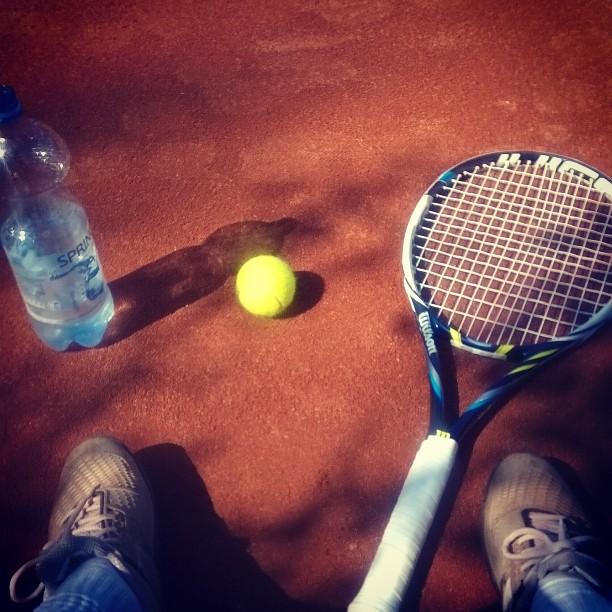 Näitä päiviä ei ole liikaa. Nauttikaa! #nallisport #korkkari #tennis #kesä #oulu #dontworryplaytennis